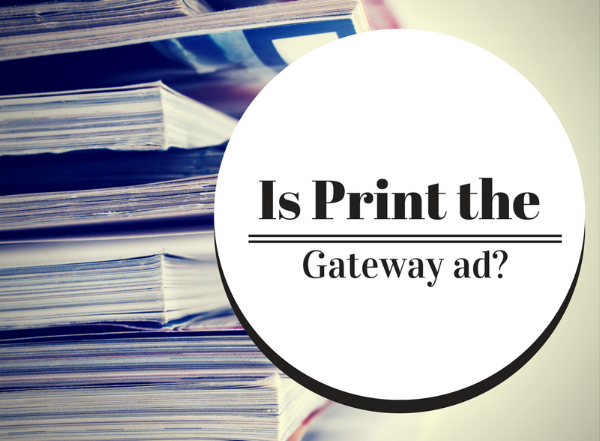 Is Print the Gateway ad?